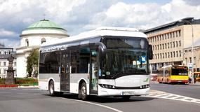 Autobusy elektryczne dla Warszawy