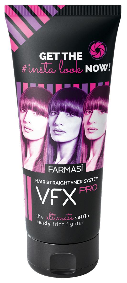 vfx za ravnu kosu