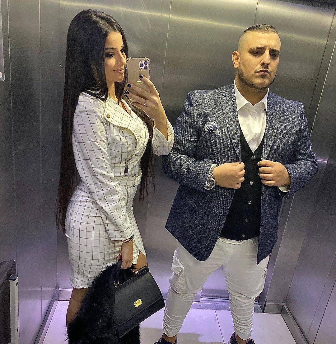Marina Gagić DOBILA PREDIVAN POKLON od Darka Lazića: Ne ispušta ga iz ruku...
