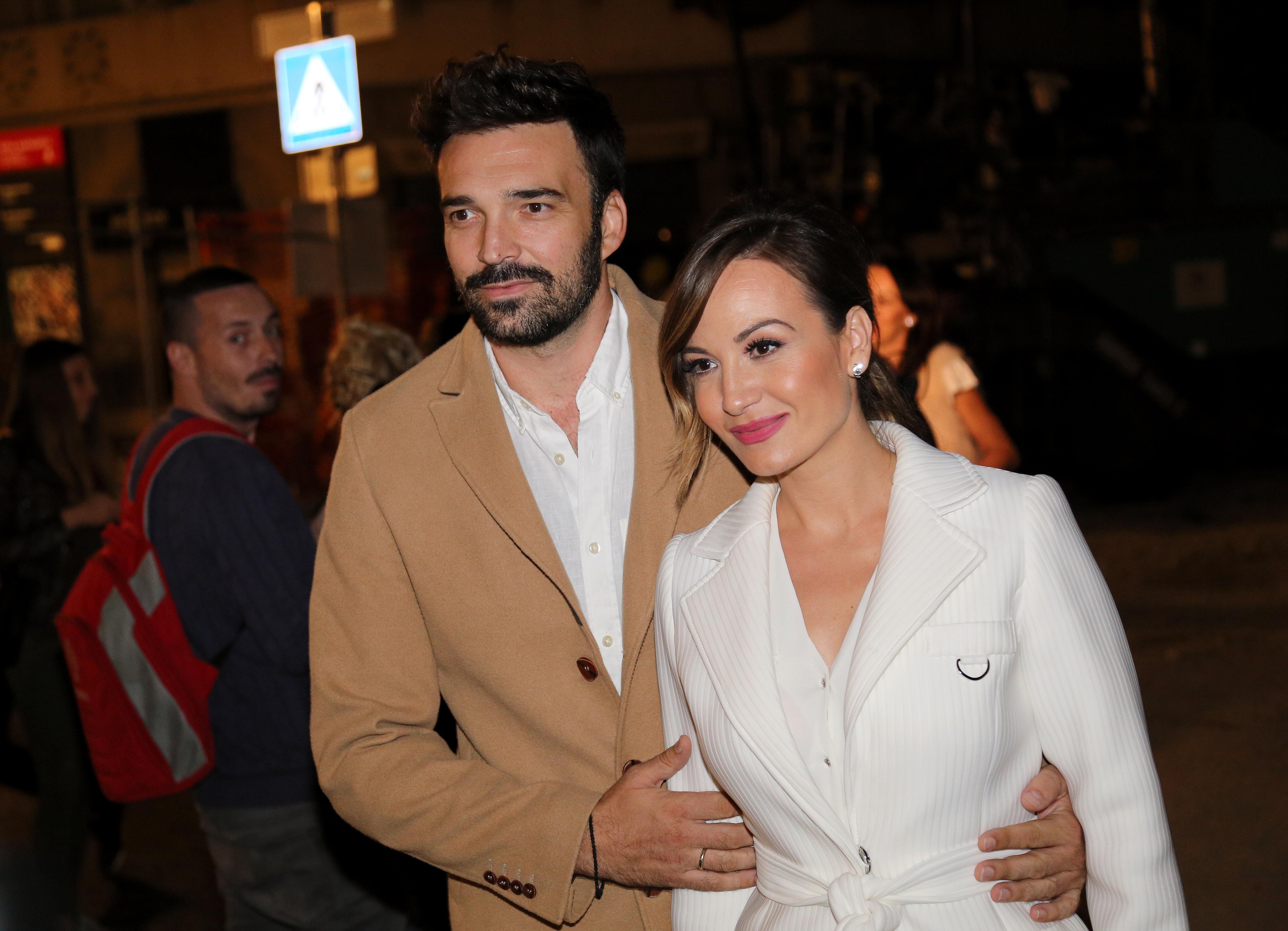 Ivan Bosiljčić raznežio sve emotivnom objavom: On i TRUDNA Jelena u šetnji! (FOTO)