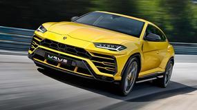 Lamborghini Urus: najgorętszy SUV roku