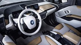 Najlepsze wnętrza samochodów 2015