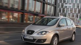 Ford S-Max kontra Seat Altea XL: co wybrać, vana na sportowo czy po hiszpańsku?