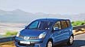 Nissan Note - Strefa rodzinna