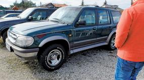 Auto z ogłoszenia - czy za 8 000 zł można kupić amerykańską terenówkę?