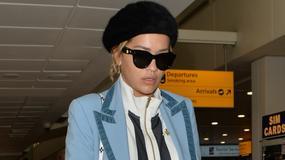 Rita Ora w nieudanej stylizacji. Artystka zaliczyła wpadkę