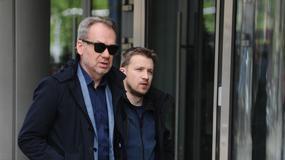 Mirosław Baka z synem. Jak prezentuje się 29-letni Łukasz?
