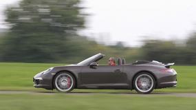 Test Porsche 911 Carrera S Cabrio