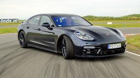 Porsche Panamera Turbo S E-Hybrid - zwinny kolos
