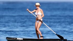 Victoria Silvstedt na wakacjach. Zobaczcie gorące zdjęcia modelki