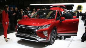 Genewa 2017: Mitsubishi Eclipse Cross – nowy SUV, pod starą nazwą