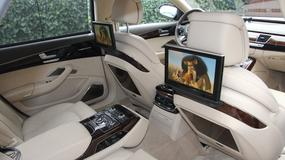 19 głośników w Audi A8: test Bang & Olufsen