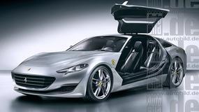 Ferrari zbuduje skrzydlaka