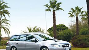 Subaru diesel - Tu boksuje diesel!