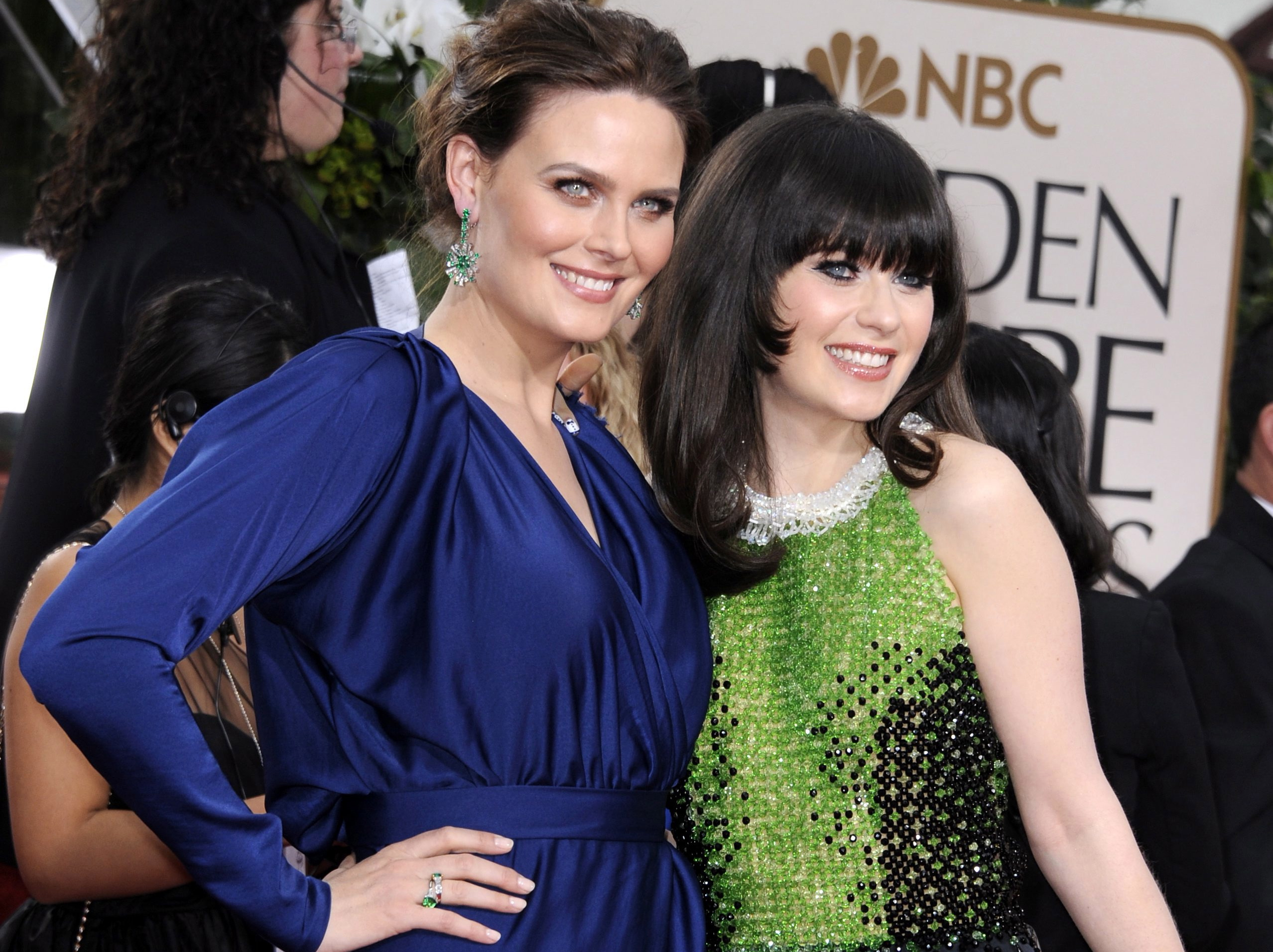 Siostry Deschanel: Emily i Zooey