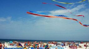Najlepsze plaże Polski 2009