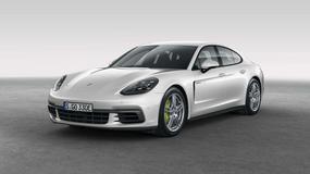 Porsche Panamera 4 E-Hybrid - moc i ekologia