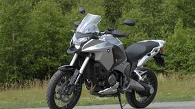 Honda Crosstourer (test)