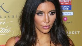 Jak wygląda Kim Kardashian w lateksie? Właśnie tak...