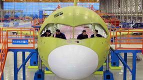 Comac C919: chiński samolot odrzutowy który ma pokonać Airbusa A320 i Boeinga 737