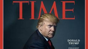 """Donald Trump Człowiekiem Roku 2016 wg """"Time"""" - kto jeszcze zdobył ten tytuł w XXI wieku"""