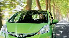 Honda Jazz: miejska hybryda