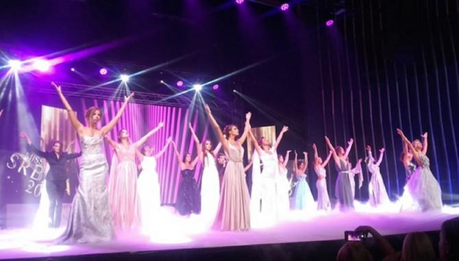 Sa izbora za Mis Srbije