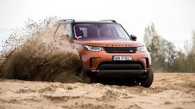 Land Rover Discovery 3.0 TD6 - Lord, który nie boi się błota