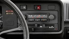 Jak zmieniały się odbiorniki radiowe Volkswagena Golfa?
