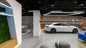 To pierwszy tego typu concept store spod znaku Volkswagena na świecie