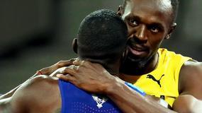 MŚ: niezwykłe obrazki po przegranym biegu Bolta