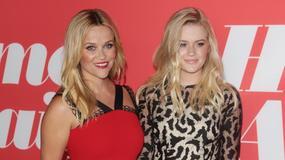 Reese Witherspoon z córką na imprezie. Wyglądają jak siostry!