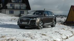 Audi Q7 – idealne na wyjazd w góry