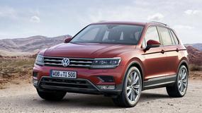 Frankfurt 2015: Volkswagen Tiguan II większy i bardziej luksusowy