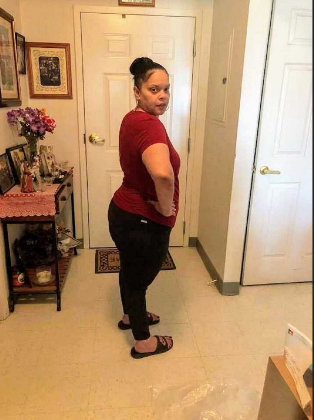 Karla nije znala da je trudna