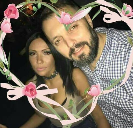 Nenad Manojloivć i supruga Jelena