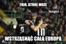 Memy po wtorkowych meczach Ligi Mistrzów