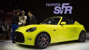 Toyota S-FR Concept - debiut niewielkiego sportowego modelu