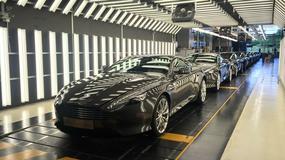 Aston Martin DB9 znika z rynku