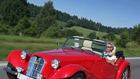 Czeski Gordon Roadster 3,0 V6 z homologacją Euro 4
