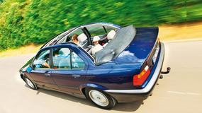 BMW E 36 Baur: kabriolet dla całej rodziny