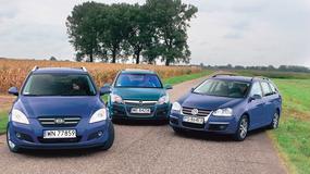 Kia ceed kontra Opel Astra i Volkswagen Golf: które używane kombi jest lepszą propozycją