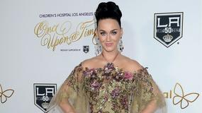 Zjawiskowa Katy Perry w przepięknej kreacji!