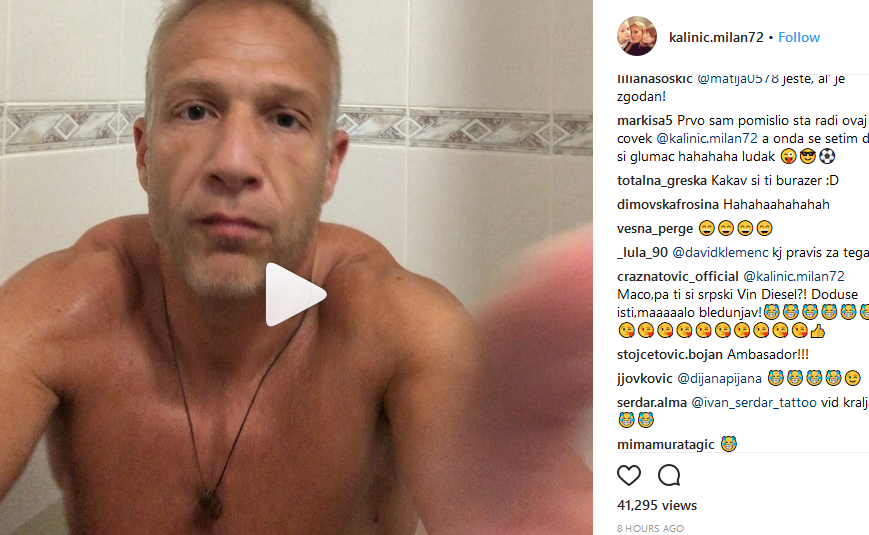 Ceca komentarisala Milanov klip