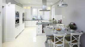 Kuchnia w bieli: 10 wyjątkowych projektów