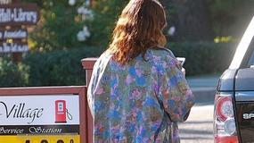 Drew Barrymore nie może wrócić do formy po ciąży