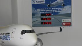 Tak powstaje Airbus A350 XWB
