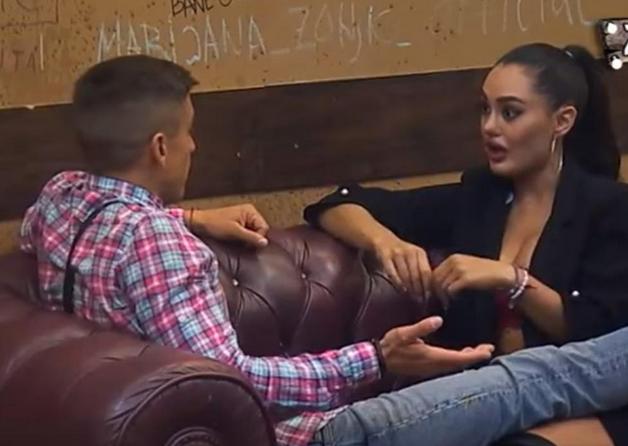 Ana Korać i David Dragojević