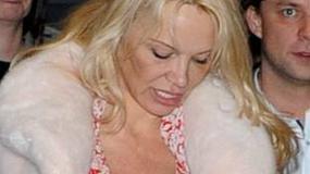 Pamela Anderson w Polsce! Jak wyglądała po przylocie?