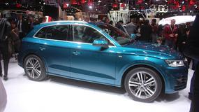 Audi Q5 – druga generacja pokazana w Paryżu